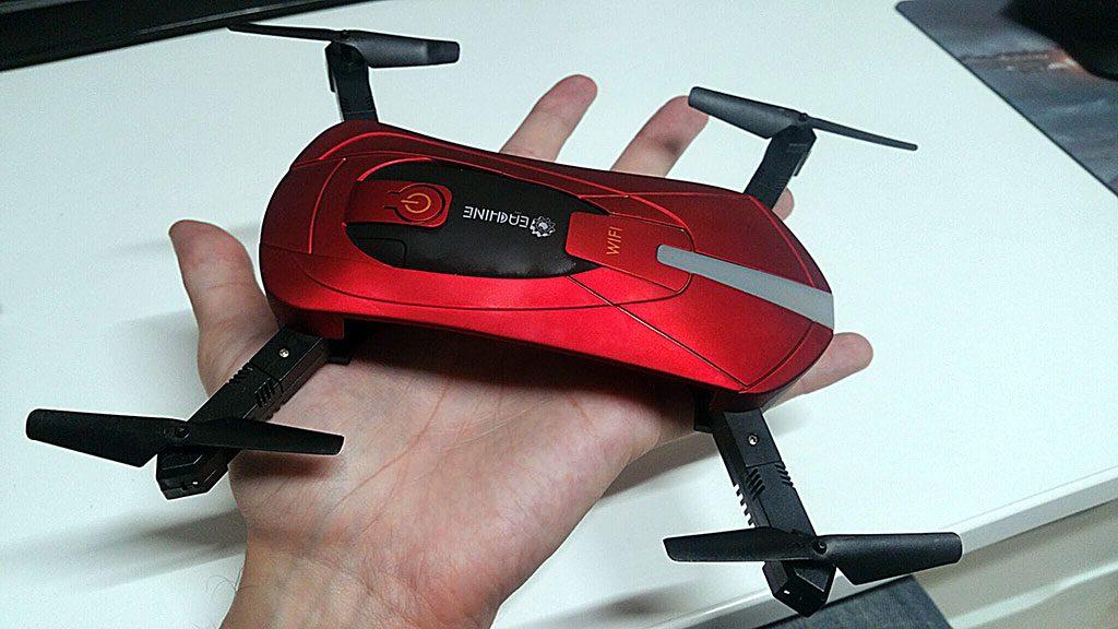 Drone EACHINE E52, mi primer drone.